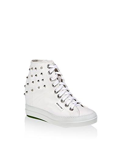 RUCO LINE Sneaker Zeppa [Arancione]