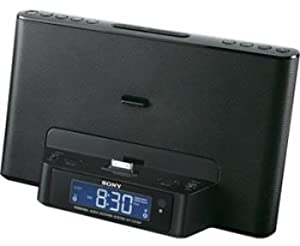 Sony ICFCS15iPBLK 30-Pin iPod/iPhone Speaker Dock