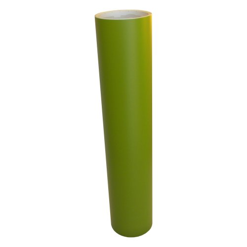 Vinyl Oasis Craft & Hobby Vinyl - Matte Olive Green W/ Removable Adhesive - 12 In. X 10 Ft. Roll front-962258