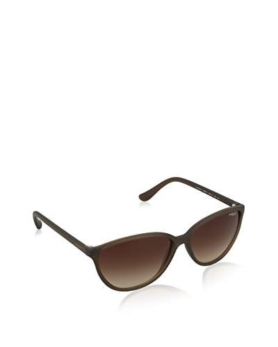 Vogue Sonnenbrille 2940S 180814 58 (58 mm) braun