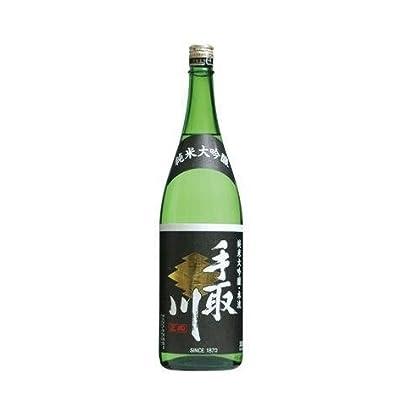 ★手取川 純米大吟醸 本流 1800ml (石川県 吉田酒造店 日本酒 地酒)