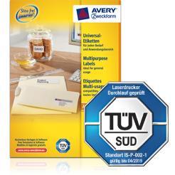 Druckerdurchlauf für Laserdrucker getestet und bestätigt durch TÜV Süd