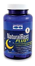TRACE MINERALS RESEARCH Natural Rest Plus 60 tablets