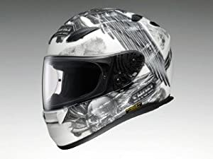 ショーエイ(SHOEI) XR-1100 MERCILESS(マーシレス) TC-6(WHITE/GREY) L (59cm)