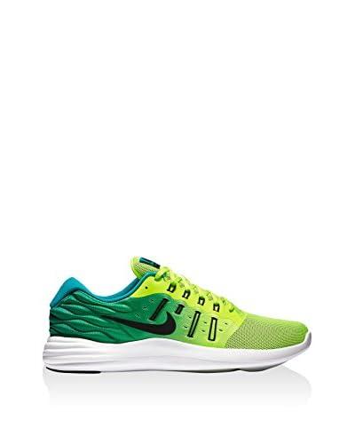 Nike Sneaker Lunarstelos [Verde/Lime]
