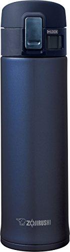 Zojirushi SM-KHE48AG Stainless Steel Mug, 16-Ounce, Smoky Blue (Zojirushi Stainless Mug compare prices)