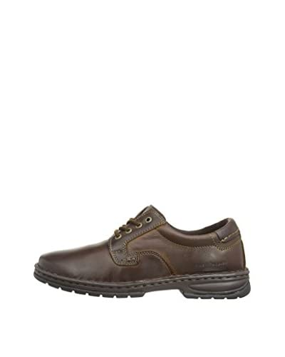 Hush Puppies Zapatos Derby Negro