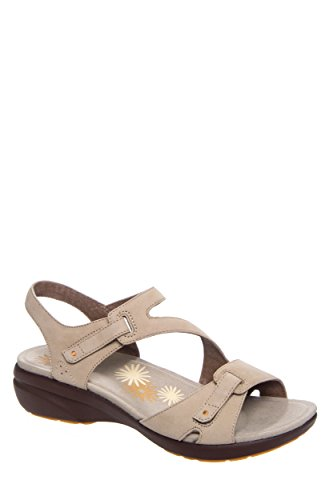 Dansko Irene Low Wedge Ankle Strap Sandal