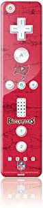 NFL - Tampa Bay Buccaneers - Tampa Bay Buccaneers Distressed - Wii Remote Controller... by Skinit
