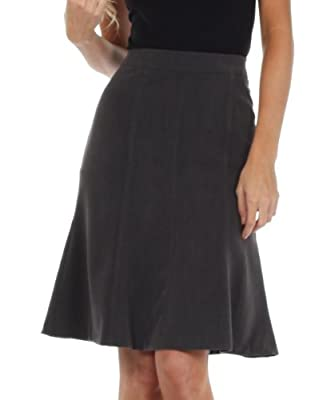 Sakkas Knee Length A-Line Skirt