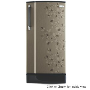 Godrej RD EdgeSx 185 PDS 4.2 185 Litres Single Door Refrigerator (Carbon Leaf) Image