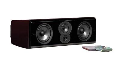 Polk Audio LSiM 706c MM Center Channel Speaker (Midnight Mahogany) from Polk Audio