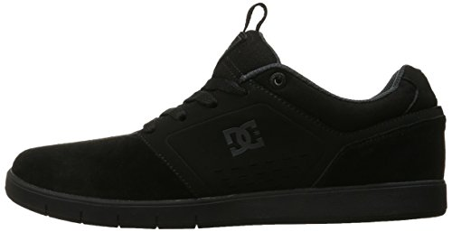DC Men's Cole Signature Skate Shoe, Black, 6.5 M US