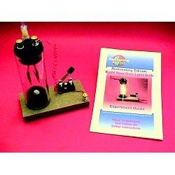 Refurbishment Kit for Reinventing Edison: Build Your Own Light Bulb, Pkg/8