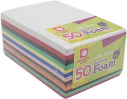 Fibre Craft Foam Sheets 5.472