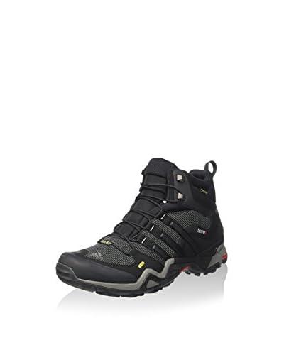 adidas Calzado Outdoor Terrex Fast X High G Carbón