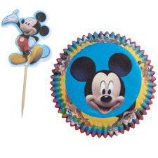 Wilton Mickey Mouse Combo Pack 24ct 415-4440 (Mickey Mouse Pics compare prices)