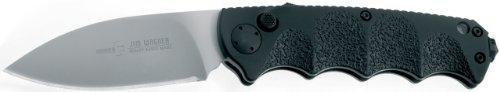 Boker Plus 01BO048N Reality Based Blade Drop Point Knife with 7 1/2 in. AUS-8 Steel Blade, Black
