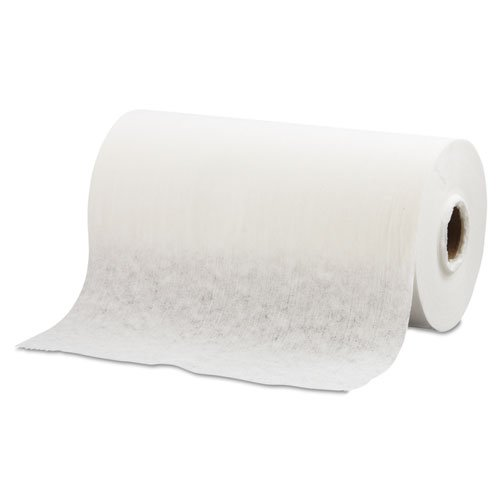 KIMBERLY-CLARK PROFESSIONAL WYPALL X60 Wipers, Small Roll, 9 4/5 x 13 2/5, White, 130/Roll, 12 Rolls/Carton