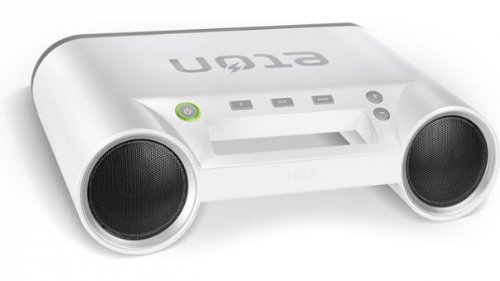 Eton Rukus Portable Bluetooth Wireless Speaker System (White) - (Nrk100W)