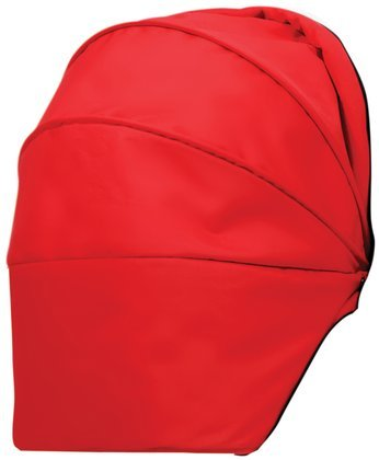 Mountain Buggy Mini/Swift Carrycot Sunhood - Chili
