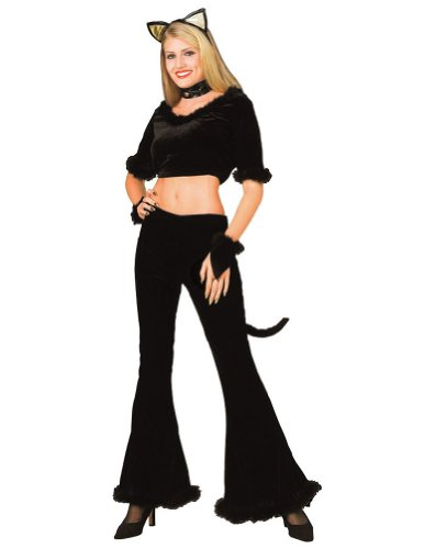 Pretty Kitty Adult Costume Adult Womens Costume