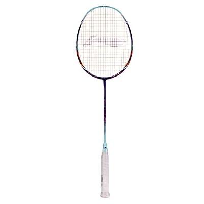 Li-Ning 108 Sonic Carbon Fiber Badminton Racquet, Size S2 (Purple)