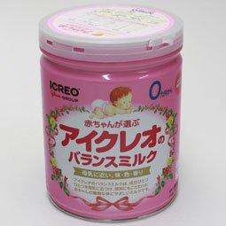 アイクレオのバランスミルク 1000g