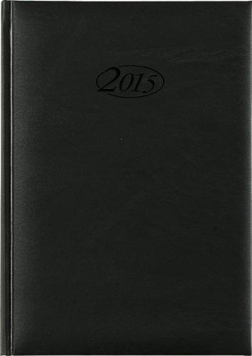 Buchkalender Chefkalender Kalender 2015 schwarz