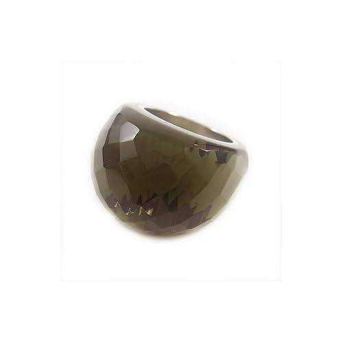 [アビステ]ABISTE ガラスリング Dグレー 9号6000250S BK 9