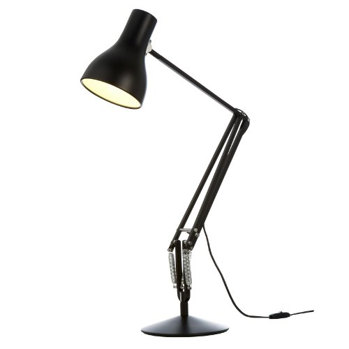 Anglepoise Type 75 Desk Lamp, Black