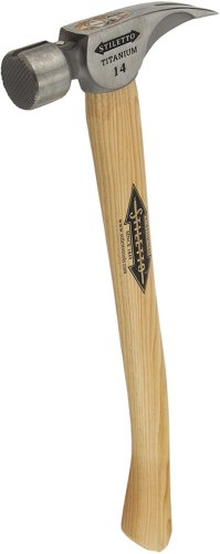 Stiletto-Tools-Inc-TI14MC-Titan-14-OunceTitanium-Framing-Hammer-With-Curved-Handle