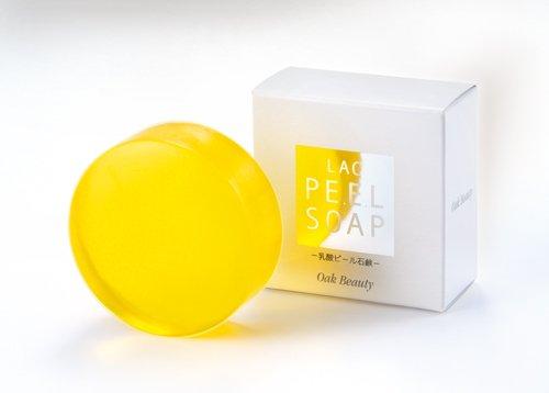 乳酸ピール石鹸 LAC P.E.E.L SOAP