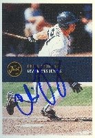 Chris Truby New Orleans Zephyrs - Astros Affiliate 2000 Just Autographed Hand Signed... by Hall of Fame Memorabilia