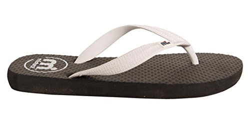 Infradito per Donna MISTRAL 11911M BLACK-WHITE size-map 36
