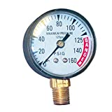 Replacement 160 psi gauge-by-ATD TOOLS