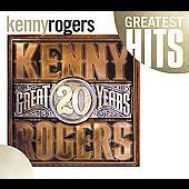 KENNY ROGERS - 20 Great Years: Greatest Hits - Zortam Music