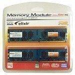 シー・エフ・デー販売 メモリ デスクトップ 240pin PC2-6400(DDR2-800) DDR2 CL5 4GB(2GBx2枚) 永久保証 W2U800CQ-2GL5J