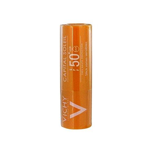Vichy Capital Soleil Idéal Soleil Stick Spf50 Zone Sensibili 9gr