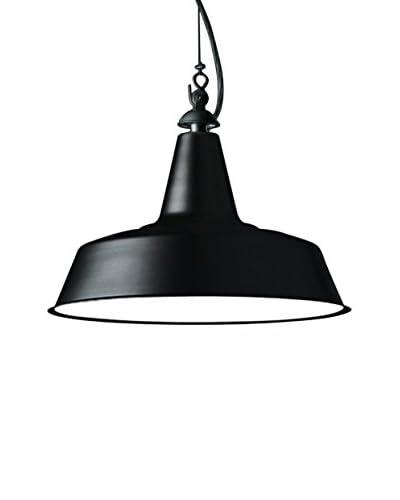 FontanaArte Lámpara De Suspensión LED Huna Negro