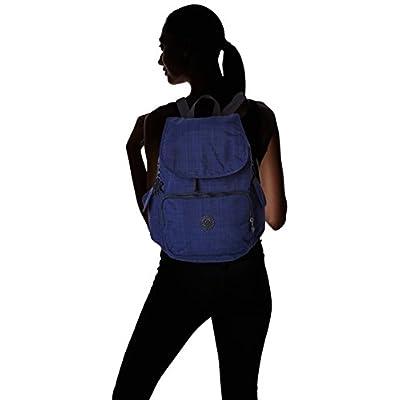 Kipling Women's City Pack B Backpack K1214780F Dazz Blue - luggage