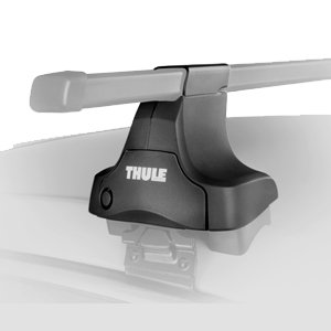 Thule !! Thule 4802 Traverse Half Foot Pack (Set of 2) - Thule