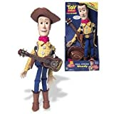 Toy Story Pull-String Woody 12