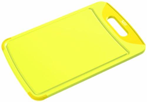Silit 0020.7631.01 Schneidebrett 38 x 25 cm, gelb