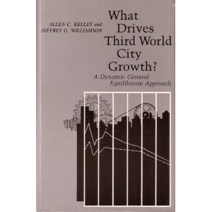 What Drives Third World City Growth?: A Dynamic General Equilibrium Approach