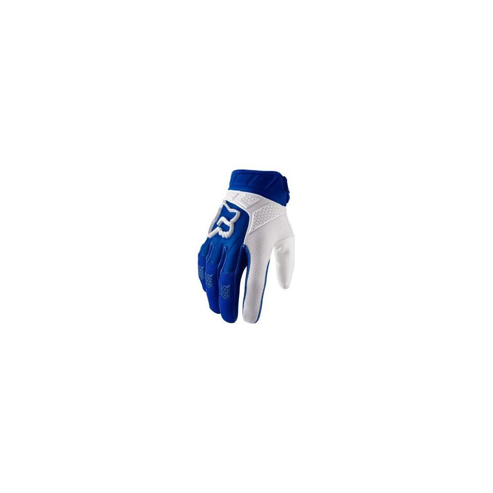 Fox Racing 360 Gloves   Flight Blue Automotive