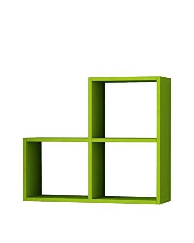 Homemania Balda 3Cubes Verde