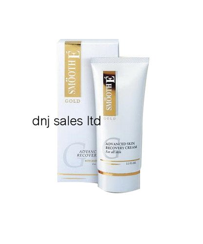 Smooth E Gold Advanced Skin Recovery Cream ( 30 G) Product Of Thailand