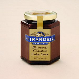 Ghirardelli Chocolate Fudge Sauce from Ghirardelli