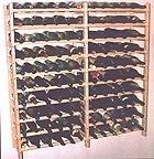 Vinland 120 Bottle Wine Rack